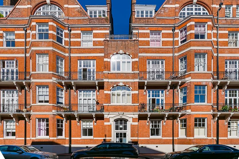 1 Bedroom Flat for sale in Palace Mansions, Earsby Street, London, W14